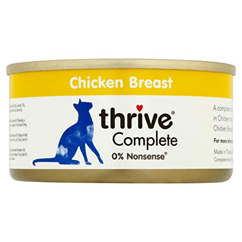Thrive Katze COMPLETE - 100% Hühnerbrust