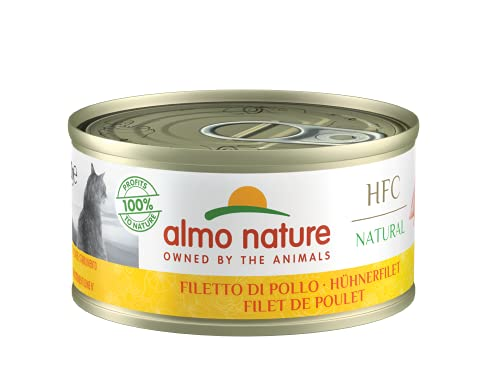 Almo Nature Nassfutter Hühnerfilet