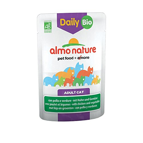 ALMO NATURE Daily Menu Cat Bio
