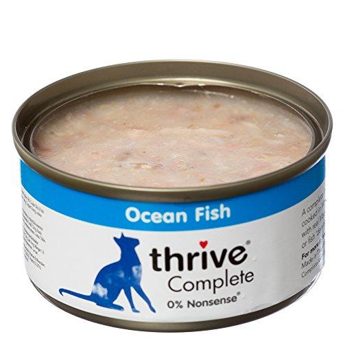 Thrive Katze COMPLETE Meeresfisch